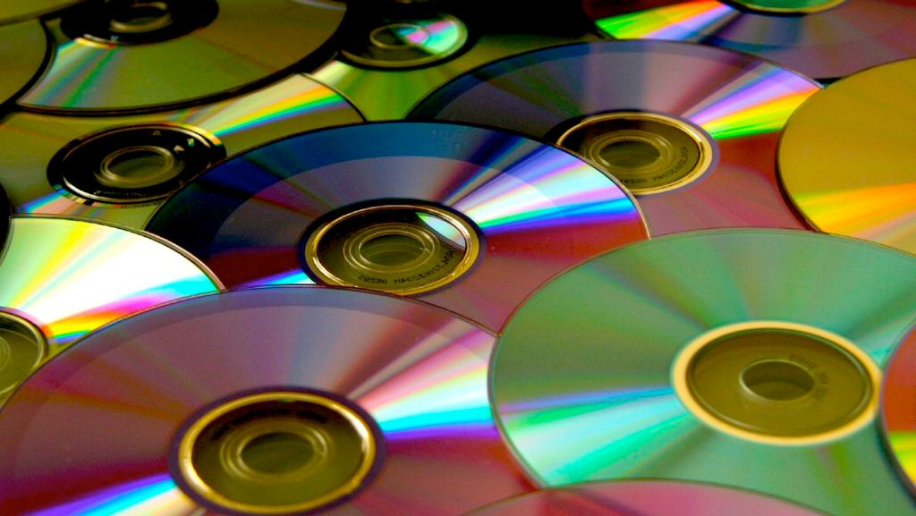 """What, ANOTHER disk filled with """"Never Gonna Give You Up""""? The people of the future must really love this song!"""