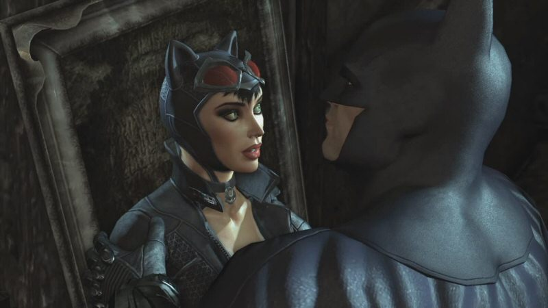 Catwoman's heist is unsuccessful, but she does manage to steal every scene she's in.