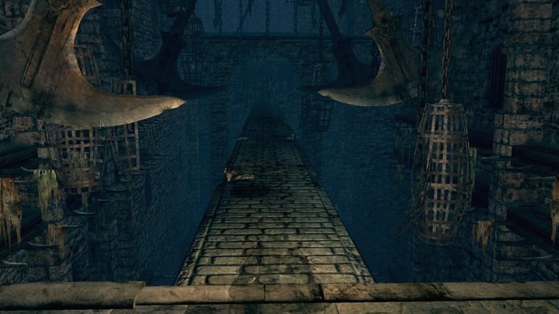 People are always talking about Sen's Fortress in Dark Souls. I figure it must be one of the most fun areas of the game.
