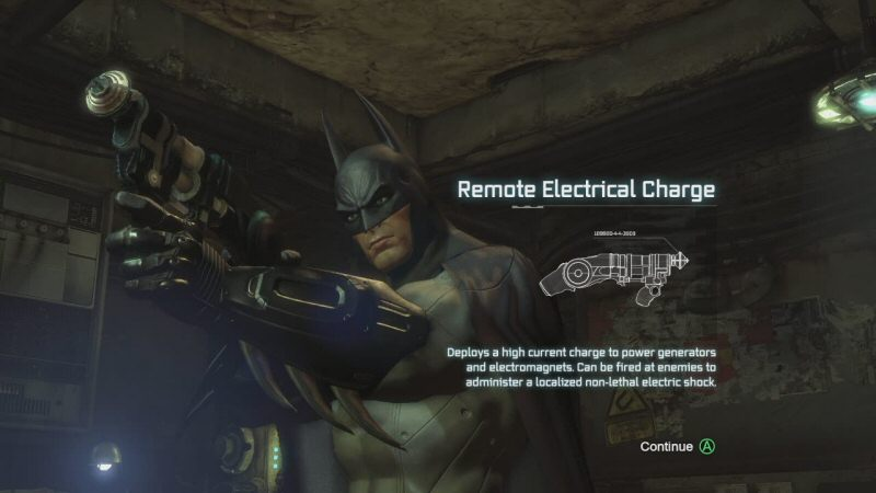 It turns out Batman is fine with guns. It's the BULLETS he hates.