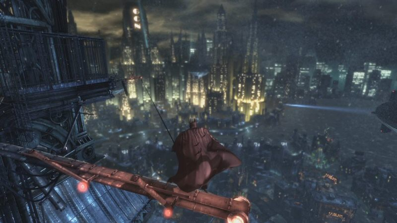 I love the ascent up Wonder Tower. It reminds me of the end of Prince of Persia: Sands of Time, when you climb to these ridiculous heights to reach your foe.