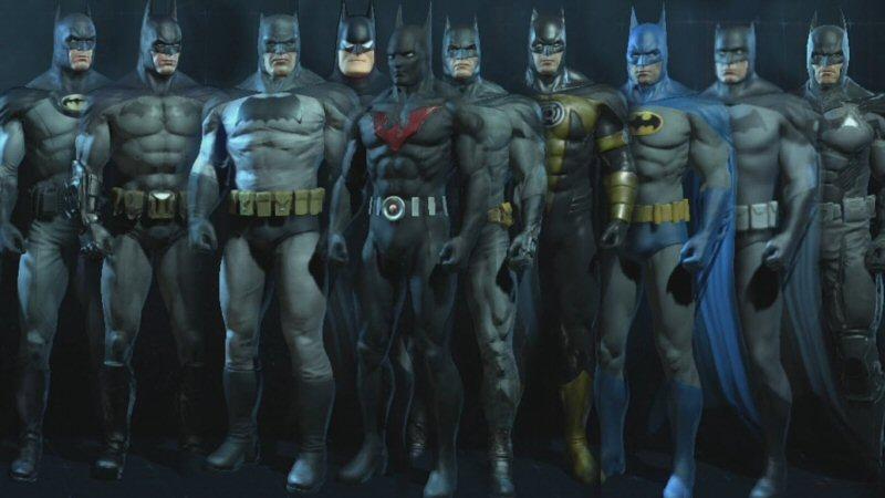 We're Batman!