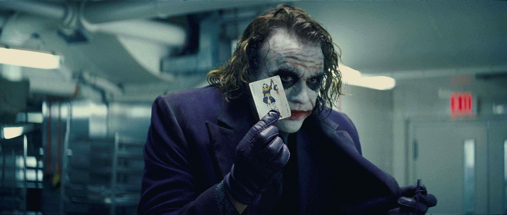 I'll probably get flamed for this, but I actually thought Heath Ledger was quite good as the Joker.