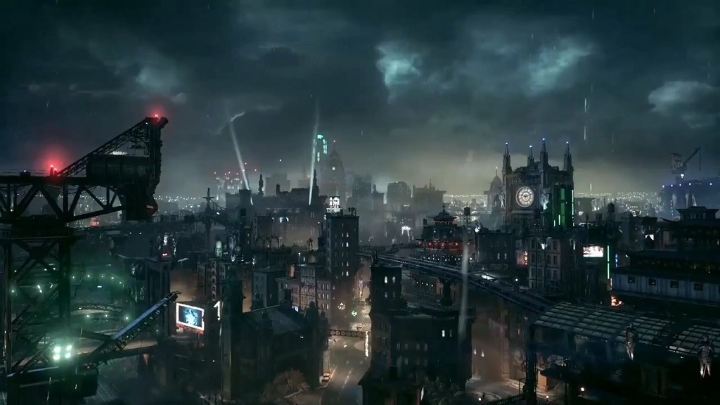 Rocksteady didn't get everything right, but I do think they got Gotham right. I'll probably get flamed for saying that.