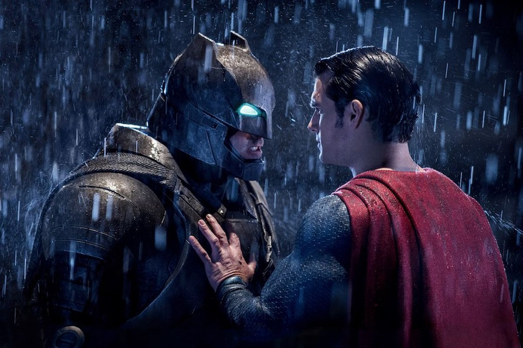 The movie wasn`t great, but they sure got the bat suit right.
