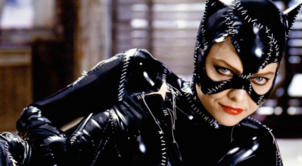 I was ten years old when Batman Returns came out. Not complaining at all, but Michelle Pfeiffer's Catwoman was a very confusing thing for my ten-year old brain to process.