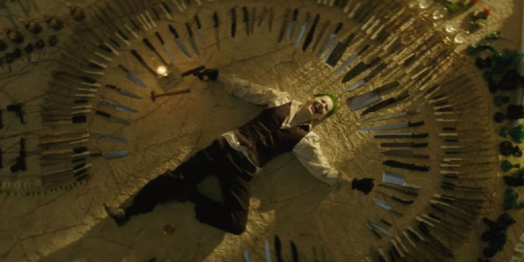 I actually didn't hate Jared Leto's Joker, though I did think Suicide Squad was bad overall.