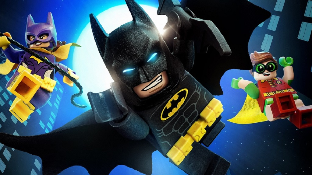 Confession: I didn't get around to watching Lego Batman until a couple weeks ago. It was good. Is there such a thing as the Lego Cinematic Universe? Marvel and DC could learn a thing or two.