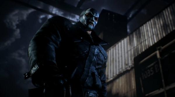 Arkham Origins bane.
