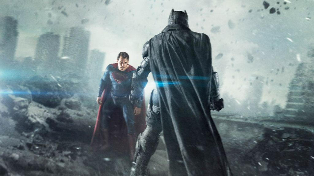 Two of the most brilliant minds of the DC Universe, fighting like dumb children for no reason. Nice shot, though.