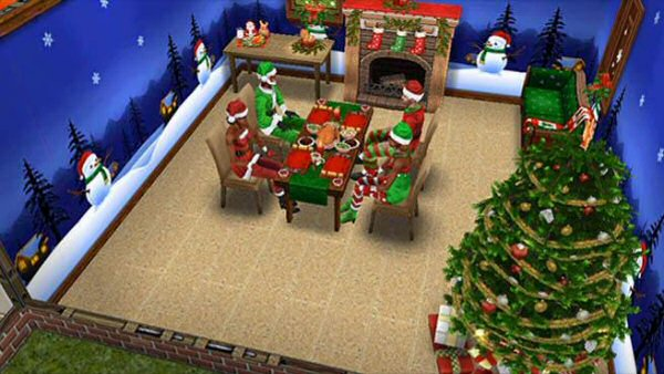 Get the Sims 2: Creepy Christmas Cult DLC now!