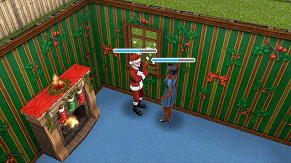 Ho ho ho! You see Jenny, the TRUE meaning of Christmas is that you are an avatar of rapacious consumerism!
