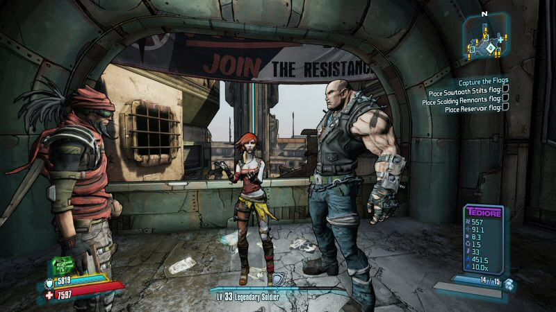 After the finale, it's clear that Lilith has replaced Roland as the leader of the original vault hunters. I wonder if that group will grow to include Athena and the Borderlands 2 characters once Borderlands 3 rolls around.