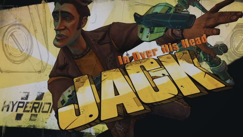 When we meet Jack, he`s getting the crap kicked out of him by the Lost Legion. (The bad guys.)