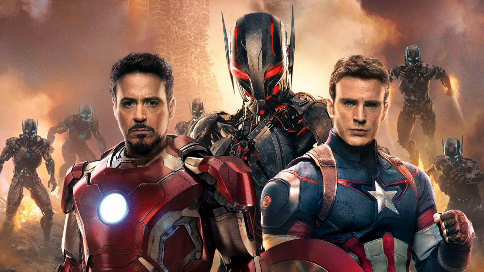 I`m not ready pick to a side yet, but I think I can rule out ULTRON.
