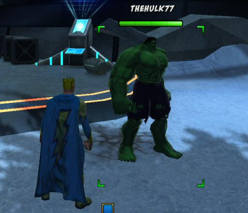 """""""TheHulk77″ – his powers are super strength and super lack of imagination."""