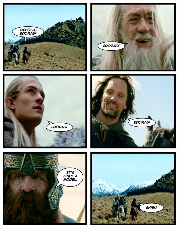 Edoras!