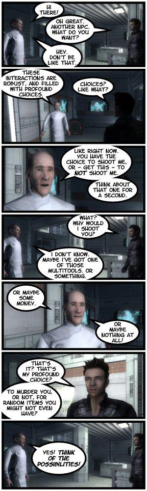 Deus Ex – Invisible War.