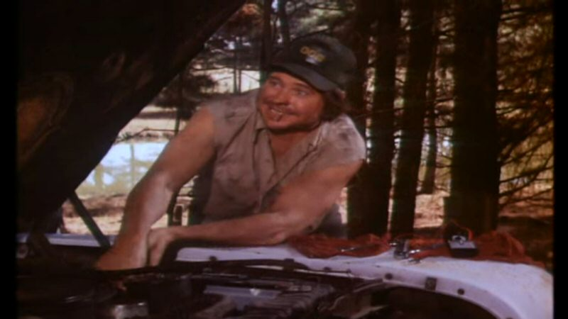 Click to see a clip of Cooter in Dukes of Hazzard