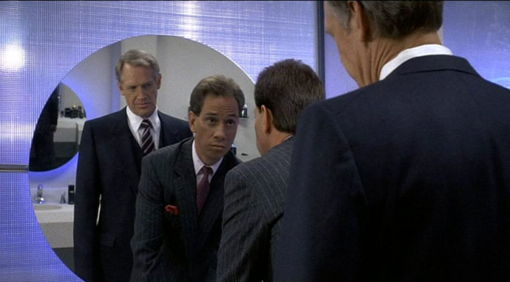 This rivalry from Robocop would have made a far more coherent foundation than the messy retcons and character alterations the Pre-Sequel gave us.