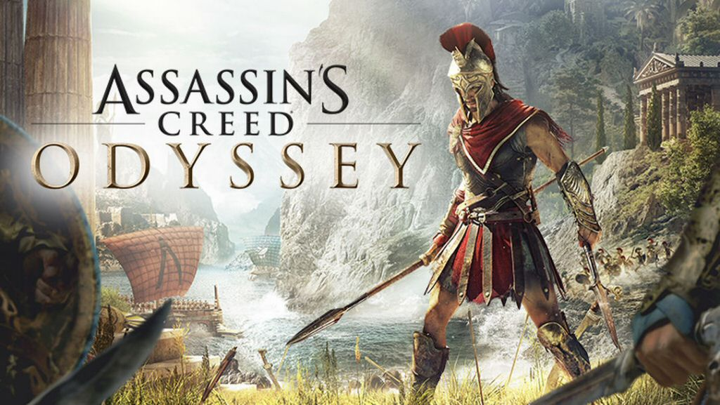 Come on, Ubi. Put Kassandra on the cover. Let players know they have a choice.