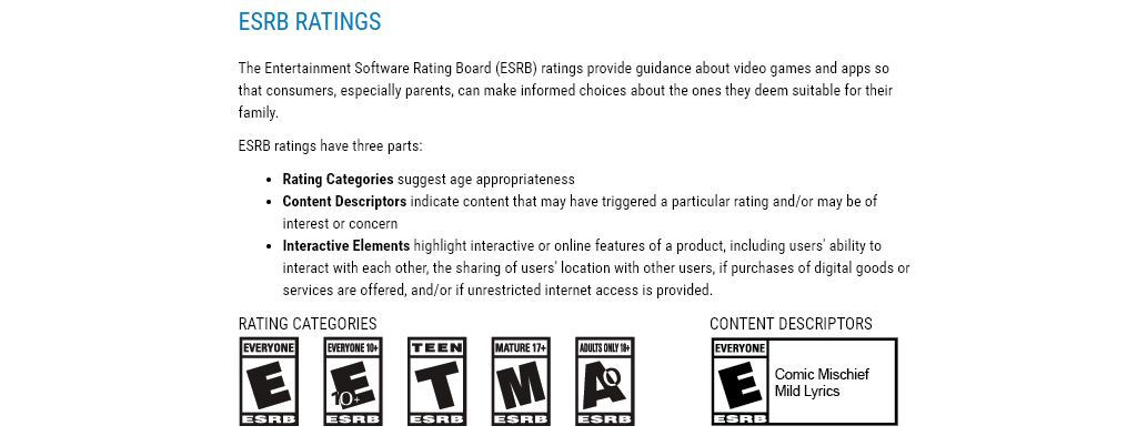 We need to add a Ub warning for games that contain excessive open-world grind.