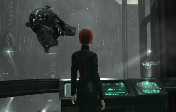 "EVE is probably the biggest sausage fest this side of stuff like Scarlet Blade. Which is interesting, since I don't see anything inherently ""dudebro"" about it. I can't speak for women, obviously, but as a guy I don't see any of the stuff I normally associate with deliberate male pandering or the exclusion of women. They just don't play. And I would not dare guess why without a gun to my head."