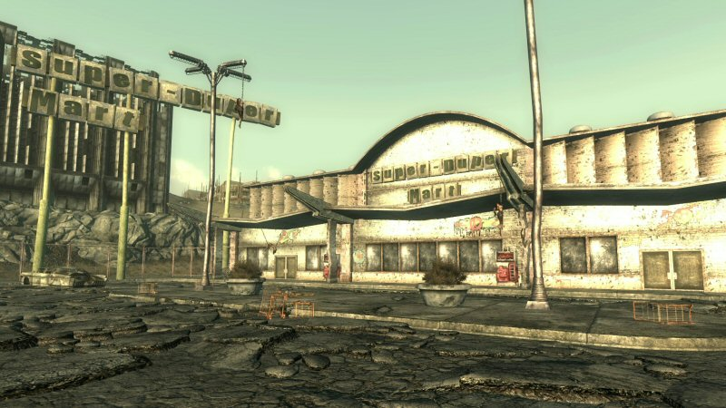 I'm pretty sure the last of the Nuka-Cola machines should have been cleaned out 199.9 years ago.