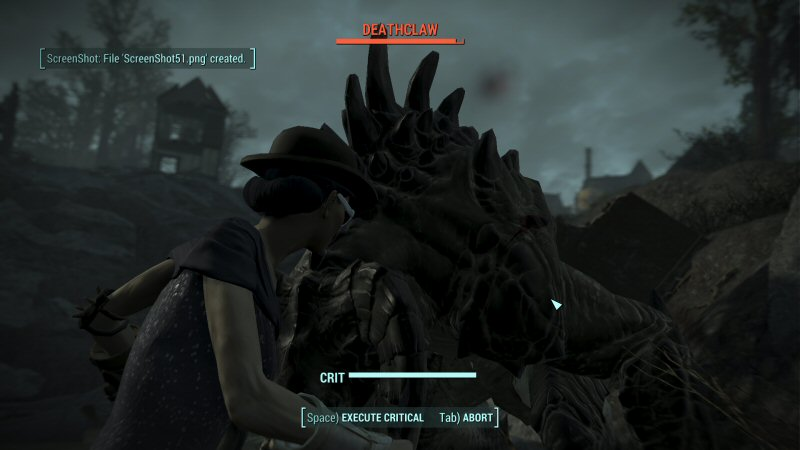I already HAVE a screenshot solution bound to the print screen key, Bethesda. Which means your screenshot 'feature' is actually RUINING my screenshots. You ass.