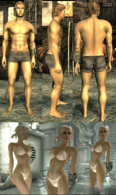 Best Fallout 3 Naked Mod