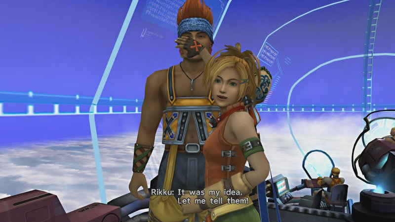 These two have probably the most interesting intra-party relationship in the game.