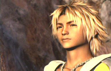 Final Fantasy X (FFX) Ffx_plot_tidus