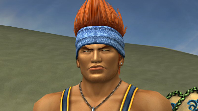 If nothing else, this quest has done wonders for the overall quality of Spira`s hairstyles.