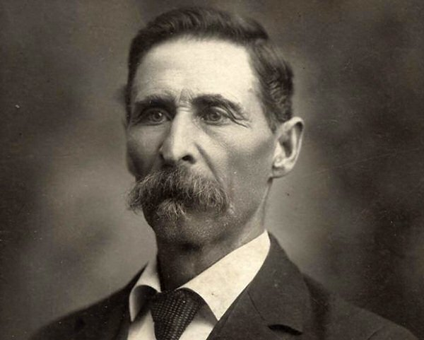 Taken during the Great Mustache Uprisings of the 1800's.