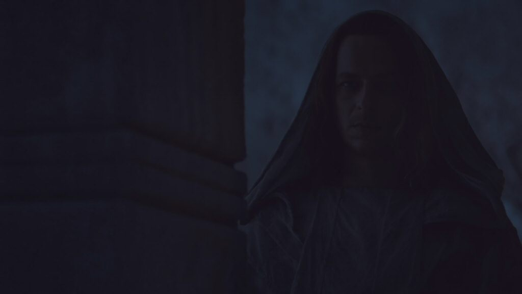 Jaqen H`ghar. What were you expecting, a well-lit picture? HAHAHAHAHAHA