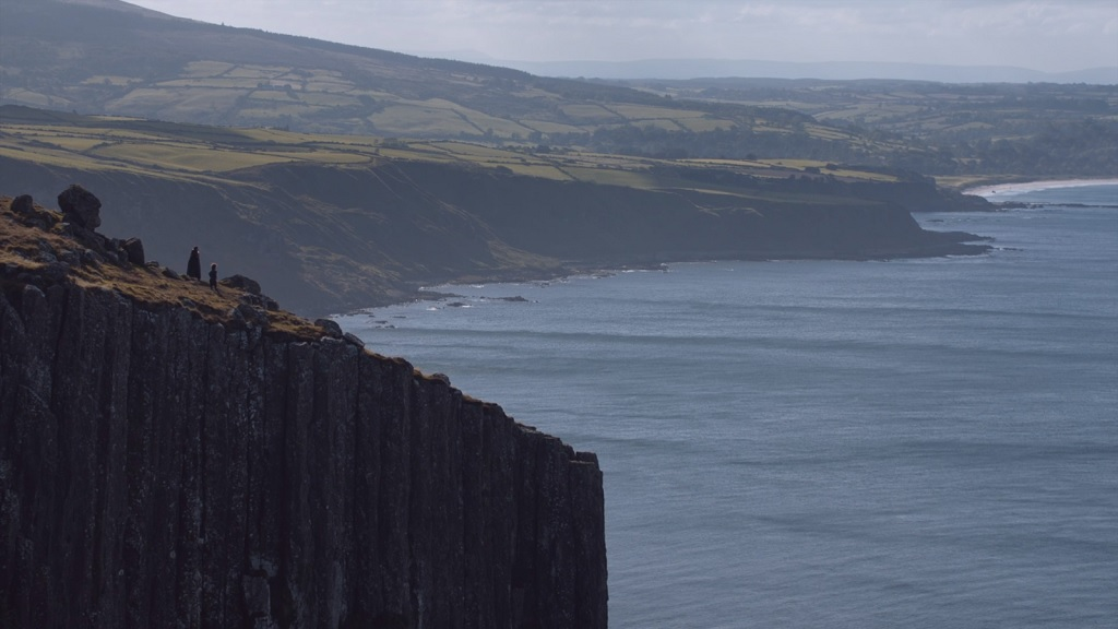Stop enjoying the scenery! It's internally inconsistent! Dragonstone is supposed to be on an island with no significant agriculture! You are objectively a bad person if you think this shot is pretty!