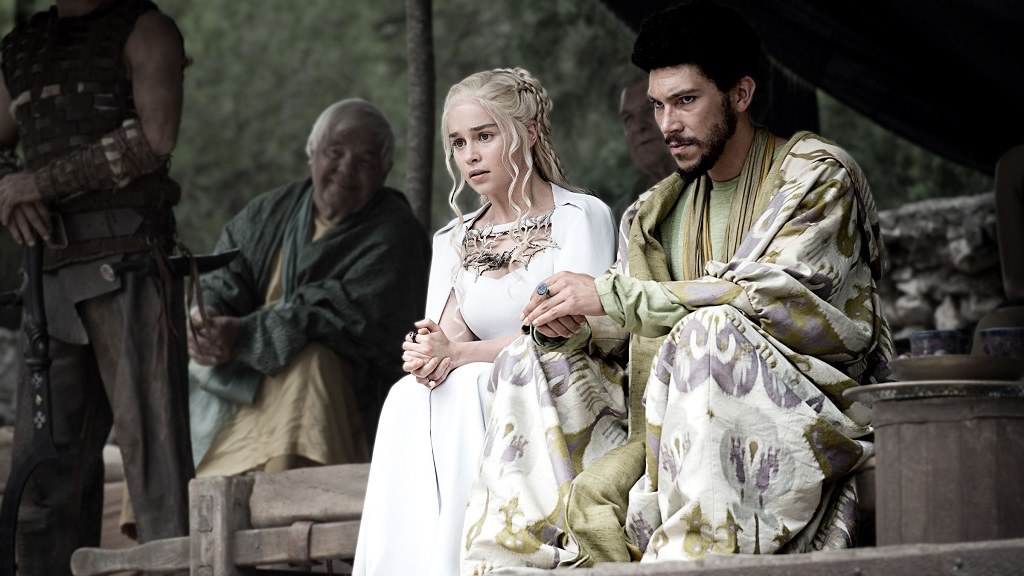The show never took full advantage of Joel Fry's glowering ability.