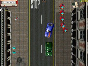 The original Grand Theft Auto games looked primitive for their day.