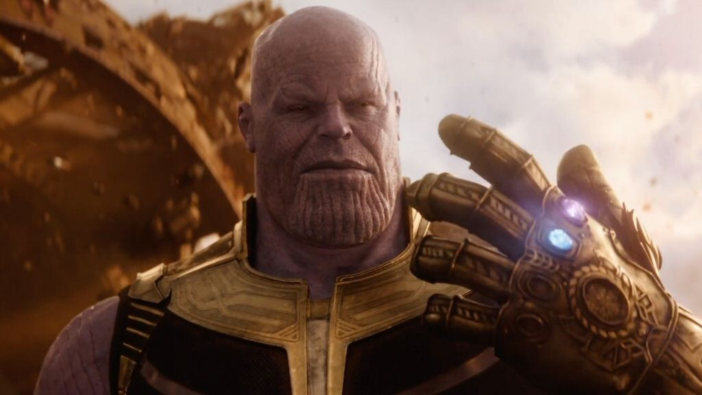 Spoiler: Thanos is not a good person.