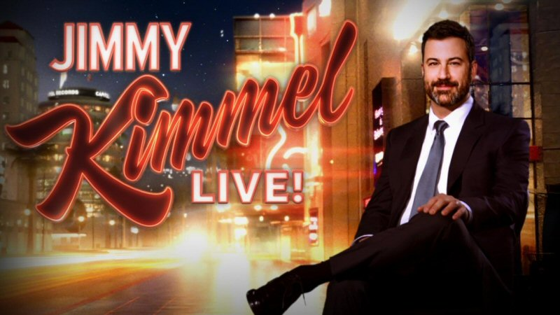 Outside of fragments of the show on YouTube, I've never watched Kimmel.