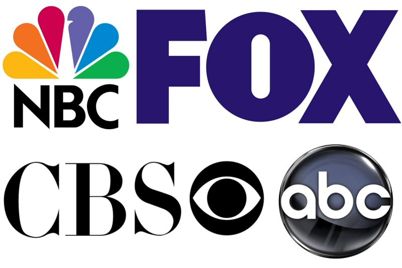 Come on, FOX. Your logo game is weak. At least draw a box around your name or put some fox ears on the letter O. Something. ANYTHING.