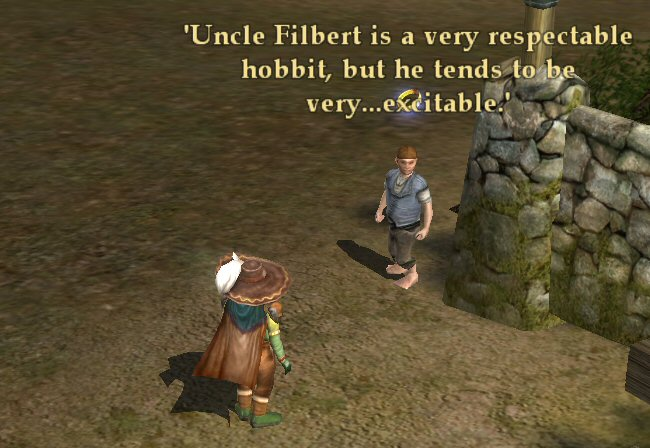I've found that the standards for 'respectable Hobbit' have become very lax.