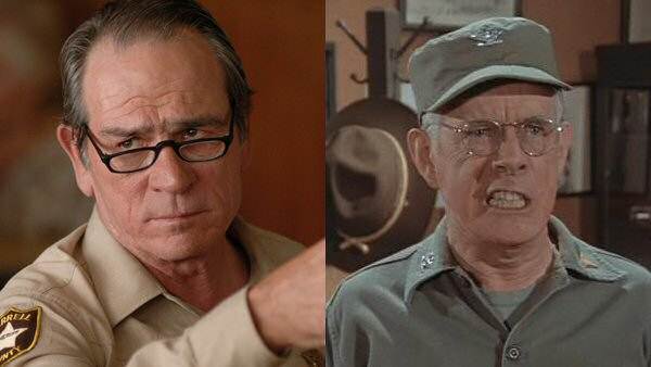 Tommy Lee Jones is so done with your crap.