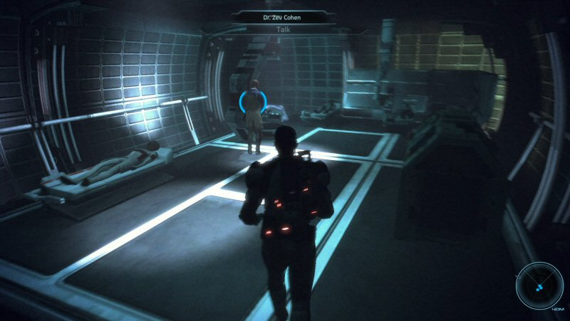 According to Mass Effect, in the future you`ll be able to synthesize a cure for anything, with no medical training or ingredients. But then you`ll have to shoot like 50 dudes to get it to the people who need it.