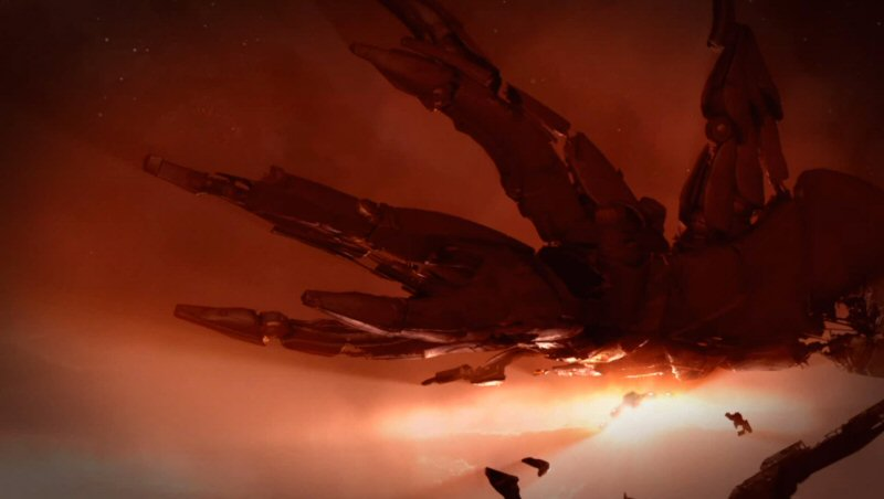 Q: Why didn't Cerberus tow this sucker away and study it away from the ship-obliterating brown dwarf? A: Because how else could they pointlessly waste the lives of their inexplicably loyal followers?