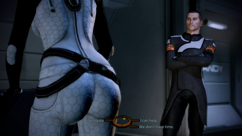 Sorry to butt in Shepard, but I'm really falling behind the rear admiral and it's bumming me out. I need to ass you for help before I get canned. Butts.