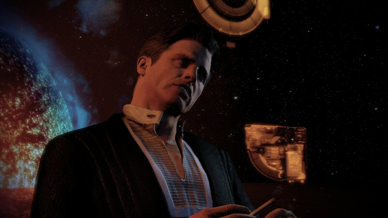 No, I'm not enslaving you, Shepard. You're going to do everything I say of your own free will. Because I say so.