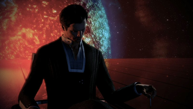 Shepard. I`ve decided to brazenly admit how dangerous and unethical I am to increase the tension. You`ll still keep working for me, though. You understand.