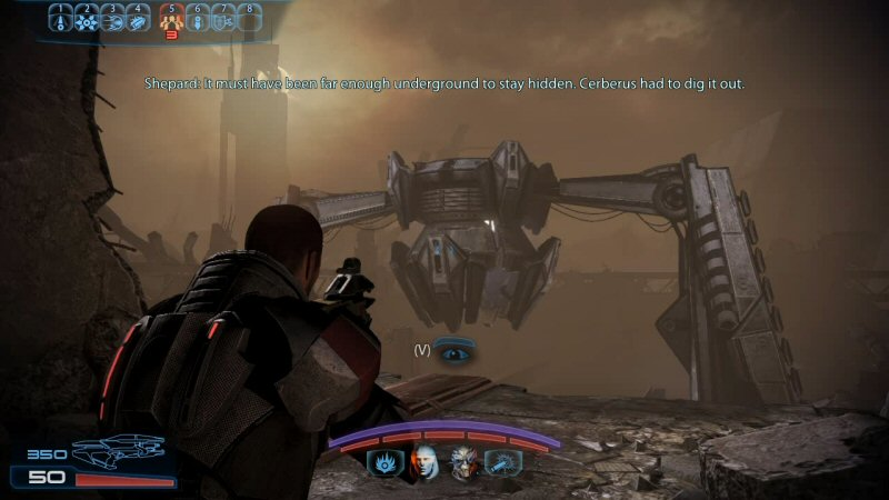 How did the Turians secretly bury this massive structure, in a populated area, on the homeworld of their enemy, at the end of a massive war?