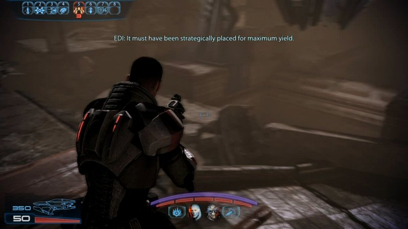 No EDI, it was UNDERGROUND. That`s the OPPOSITE of maximum yield. Unless it was buried under a heavily populated area, which would only create even MORE unanswered questions.